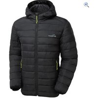 Freedom Trail Mens Essential Baffled Jacket - Size: M - Colour: Black