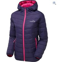Freedom Trail Womens Essential Baffled Jacket - Size: 16 - Colour: Navy