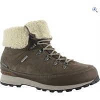 Hi-Tec Kono Espresso i WP Womens Winter Boot - Size: 4 - Colour: BROWN-GREY