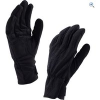 SealSkinz Womens All Weather Cycle Glove - Size: S - Colour: Black / Charcoal