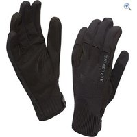 SealSkinz Chester Riding Glove - Size: L - Colour: Black
