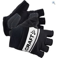 Craft Classic Glove - Size: XL - Colour: Black - White