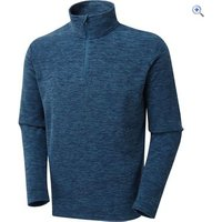 Hi Gear Mens Montana HZ Fleece - Size: L - Colour: Blue