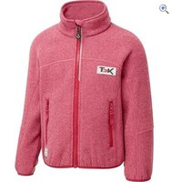 T3K Kids Alamere Fleece - Size: 34 - Colour: RASBERRY
