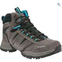 Berghaus Womens Expeditor AQ Trek Walking Boot - Size: 4.5 - Colour: Black / Grey