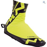 Northwave H2O Winter Shoecover - Size: S - Colour: Fluo Yellow-Blk