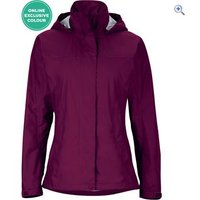 Marmot PreCip Womens Waterproof Jacket - Size: XL - Colour: Magenta