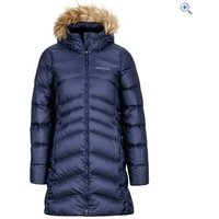 Marmot Montreal Womens Down Insulated Coat - Size: XL - Colour: MIDNIGHT NAVY