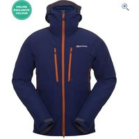 Montane Mens Sabretooth Jacket - Size: S - Colour: ANTARTIC BLUE