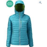 Rab Microlight Alpine Womens Jacket - Size: 14 - Colour: TASMAN