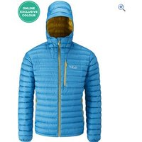 Rab Microlight Alpine Mens Jacket - Size: S - Colour: MERLIN
