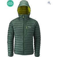 Rab Microlight Alpine Mens Jacket - Size: XS - Colour: FIR-LIME