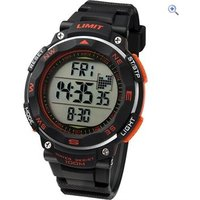 Limit Pro XR Watch - Colour: Black