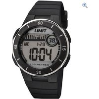Limit Active Digital Watch - Colour: Black
