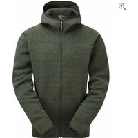 Mountain Equipment Mens Dark Days Hooded Jacket - Size: L - Colour: BROADLEAF STRI