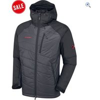 Mammut Xeron Mens Insulated Jacket - Size: XXL - Colour: Black