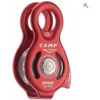 Camp Sphinx Pulley - Colour: Red