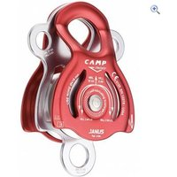 Camp Janus Pulley - Colour: Red
