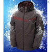 The Edge Mens Magna Altitude Ski Jacket - Size: XXL - Colour: Graphite