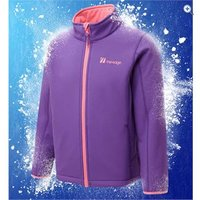 The Edge Childrens Sugarloaf Snow Jacket - Size: 34 - Colour: Lavender