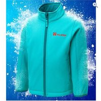 The Edge Childrens Sugarloaf Snow Jacket - Size: 32 - Colour: Teal