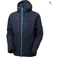 Mammut Trovvet Mens Waterproof Jacket - Size: XXL - Colour: Blue