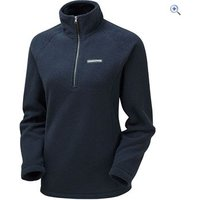 Craghoppers Womens Witney Textured Fleece - Size: 10 - Colour: SOFT NAVY