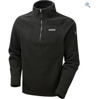 Craghoppers Mens Elkington Half-Zip Fleece - Size: L - Colour: Black Pepper