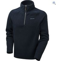 Craghoppers Mens Elkington Half-Zip Fleece - Size: S - Colour: Navy