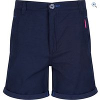 Regatta Kids Doddle II Shorts - Size: 28 - Colour: Navy