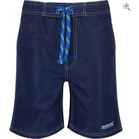 Regatta Kids Skooba II Shorts - Size: 26 - Colour: Navy