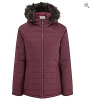 Craghoppers Womens Shenley Jacket - Size: 8 - Colour: DARK RIOJA RED