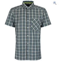 Regatta Mens Mindano II Shirt - Size: S - Colour: BALSAM GREEN