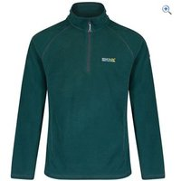 Regatta Mens Montes Fleece - Size: M - Colour: HUNTER GREEN