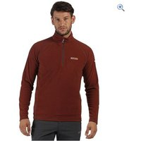 Regatta Mens Montes Fleece - Size: XXL - Colour: BURNT TIKKA