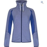 Regatta Womens Mons II Fleece - Size: 10 - Colour: Deep Blue
