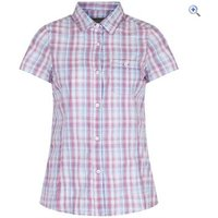 Regatta Jenna S/S Womens Shirt - Size: 18 - Colour: RED VIOLET