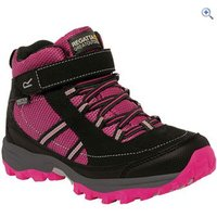 Regatta Trailspace II Mid Kids Walking Boot - Size: 12 - Colour: JEM-BLACK