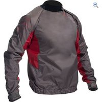Gul Shore Spray Top - Size: XXL - Colour: GREY-RED