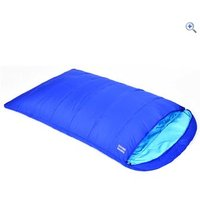 Hi Gear Divine Double Sleeping Bag - Colour: Blue