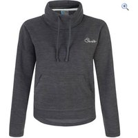 Dare2b Womens Prudent Fleece - Size: 16 - Colour: CHARCOAL MARL