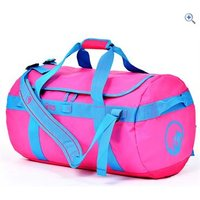 North Ridge Cargo 60 Holdall - Colour: PINK-BLUE