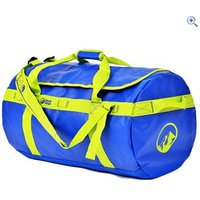 North Ridge Cargo 90 Holdall - Colour: BLUE-LIME