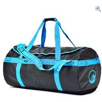 North Ridge Cargo 120 Holdall - Colour: Black / Blue