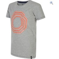 Dare2b Kids Nonsense Tee - Size: 32 - Colour: ASH GREY