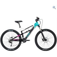 Calibre Bossnut Ladies Mountain Bike - Size: 19 - Colour: Black - White