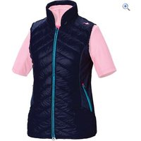 Harry Hall Womens Hartfield Gilet - Size: 14 - Colour: Navy