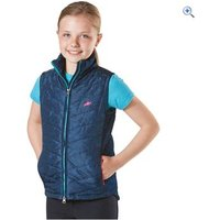 Harry Hall Appleford Junior Gilet - Size: 3-4 - Colour: Navy