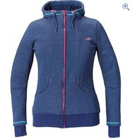 Harry Hall Womens Harlequin Hoody - Size: 12 - Colour: Navy
