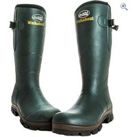 Rockfish Mens Walkabout Wellies - Size: 13 - Colour: EVERGREEN